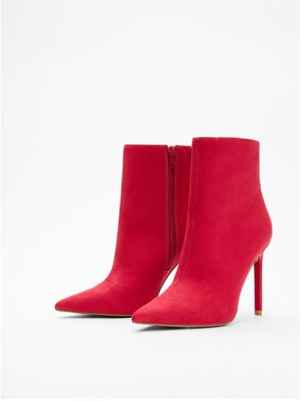 How To Rock Red Boots This Winter