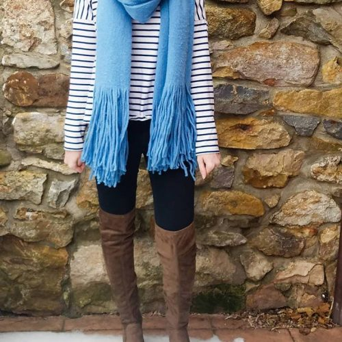 How to Dress Cute and Be Warm in Winter