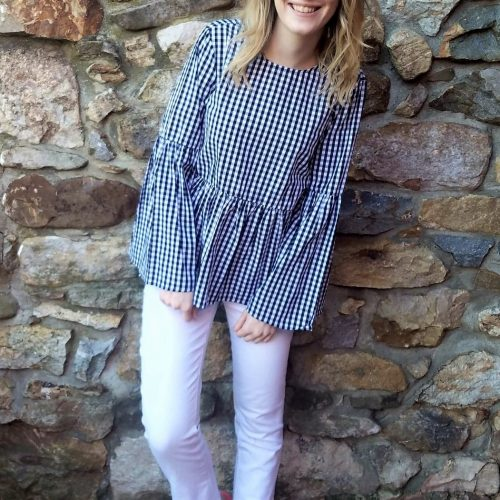Gingham – My Favorite Print For Spring