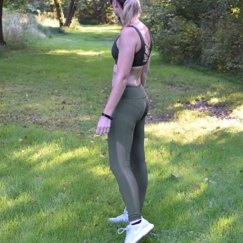 From Couch to 5K – My Workout Outfit