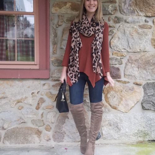 Five Bloggers, One Trend: Leopard Print