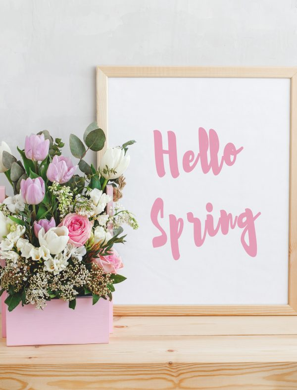 How to Add Some Spring Decor to Your Home