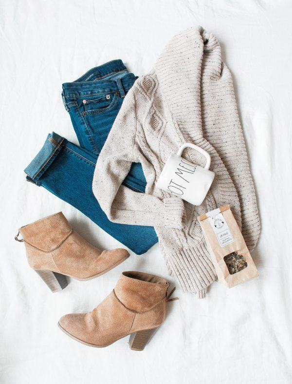 4 Brown Boot Outfit Ideas For Fall