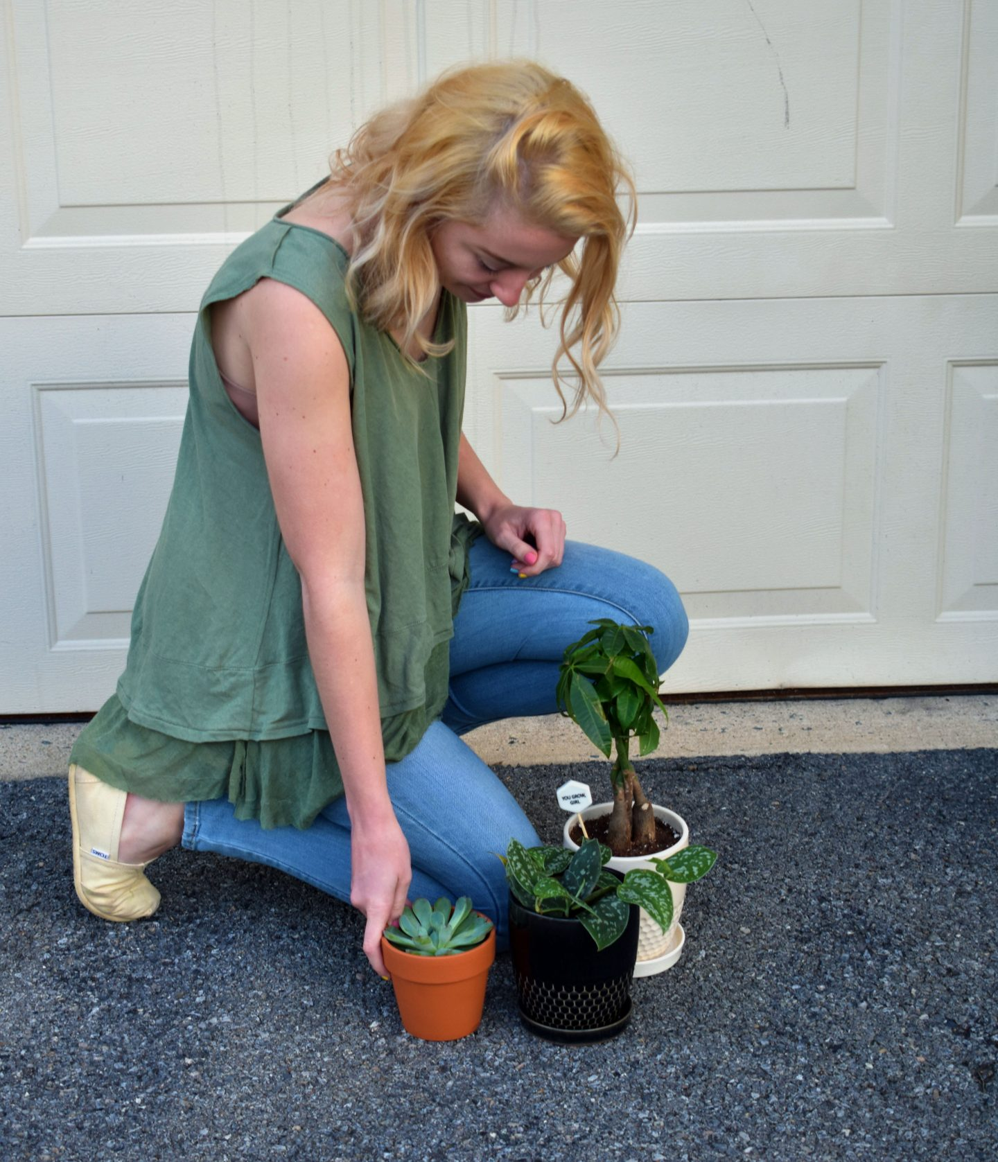 earth day plant