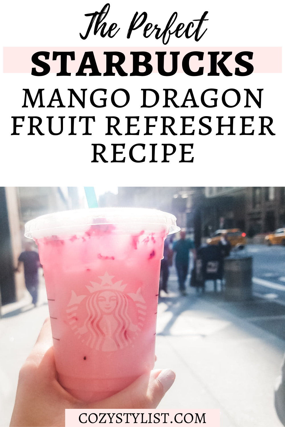 starbucks refresher 2