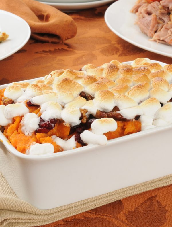 The Best Sweet Potato Casserole for Your Thanksgiving Table