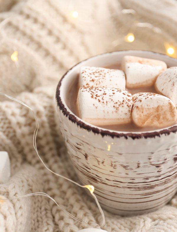 The Tastiest Slow Cooker Hot Chocolate Recipe for the Holidays