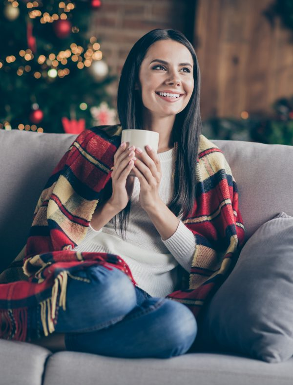 5 Ways to Stay Calm & Happy During the Holiday Season